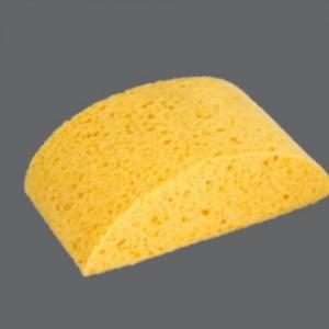 Half-moon sponge