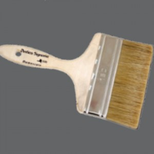 Spalter brush with handle